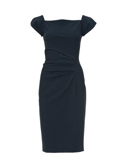 Puff Sleeve Dress 07/2012 #burdastyle sewing pattern