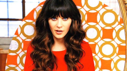 jessica day hair styles 19 best tv hair images on entertainment hair 7161 | 116cda558bcf7e39e727a9944bc5c650 jessica day tv awards