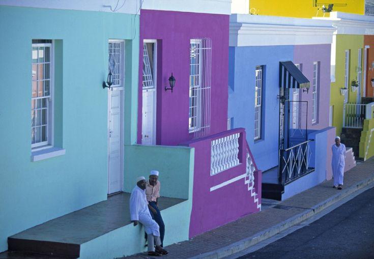 Bo-Kaa a Città del Capo, Sudafrica