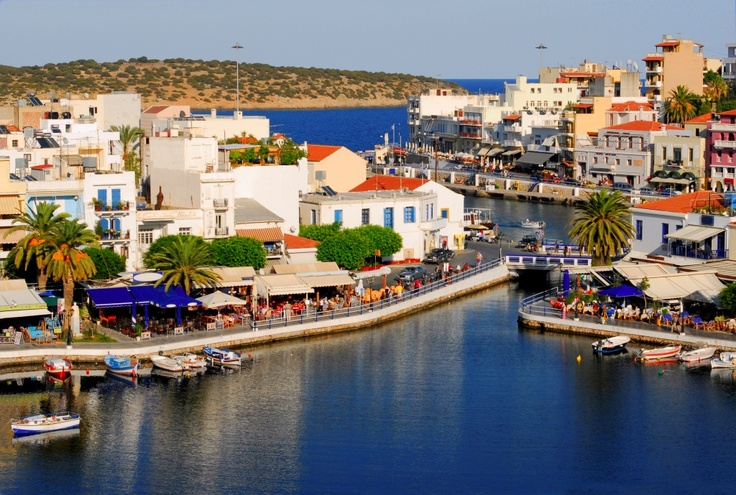 The sleepy coastal town of Agios Nikolaos, Crete is the perfect spot to sight see and embrace the rich Greek culture
