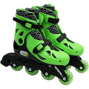 Buy Elektra In Line Boot Skates - Green at Argos.co.uk - Your Online Shop for Skates and inline skates.