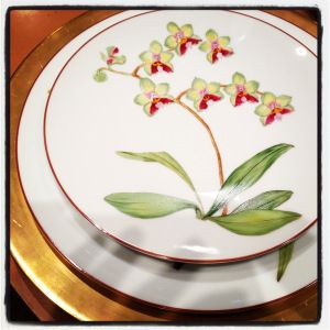 Hermes Jardin des Orchidees China