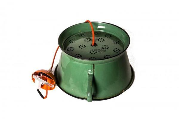 Szűrő lámpa, saját készítés, izzó nélkül, rendelhető