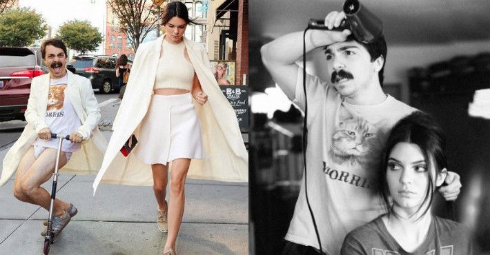 cool Guy Photoshops Himself Into Kendall Jenner's Instagram Pictures And The Results Are Incredible Check more at http://viralleaks.us/2016/11/08/guy-photoshops-himself-into-kendall-jenners-instagram-pictures-and-the-results-are-incredible/