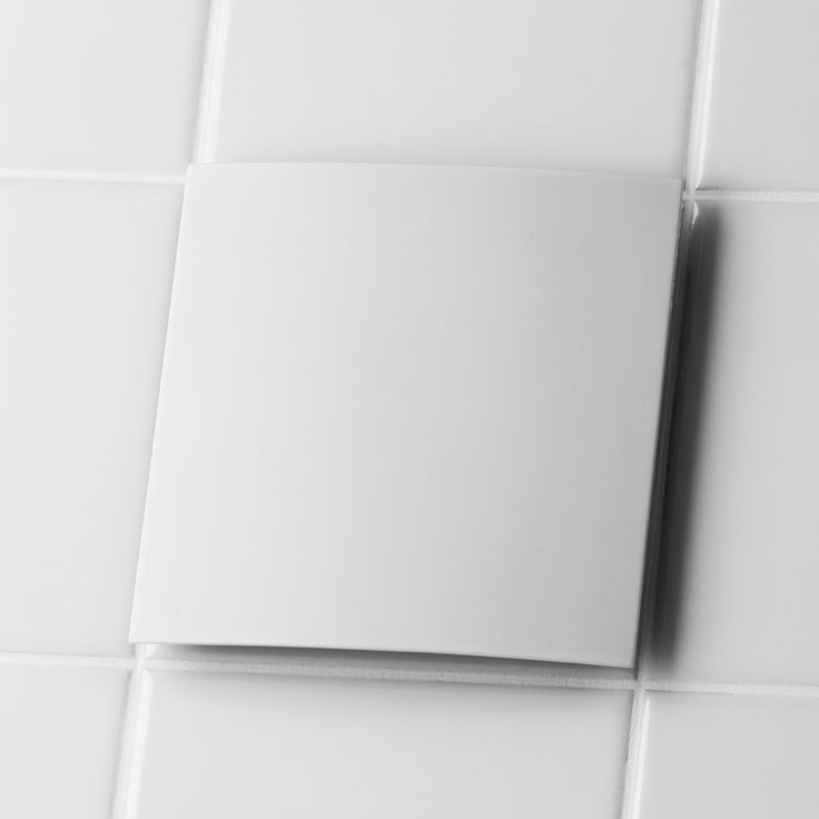 Greenwood Discreet silent bathroom extractor fan
