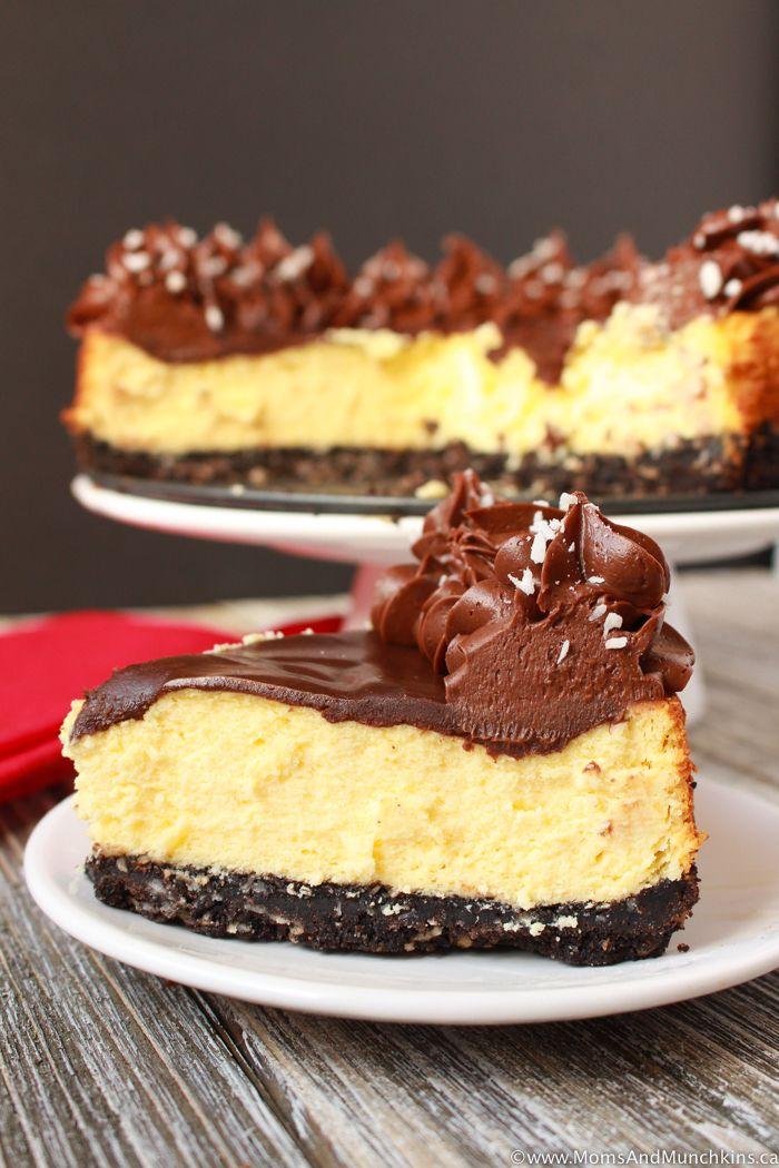Vegan hazelnut espresso cheesecake sweetveg
