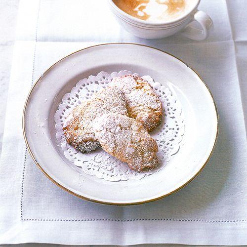 Zachte Toscaanse amandelkoekjes - recept - okoko recepten