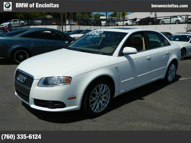 Used 2008 Audi A4 runs on a 4 Cyl engine and Automatic transmission, listed for $15,991 and 59,483 miles.