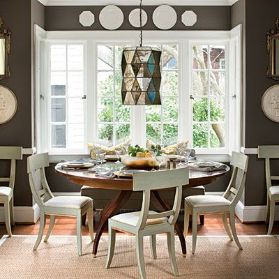25 best images about Round tables on Pinterest Kitchen dining
