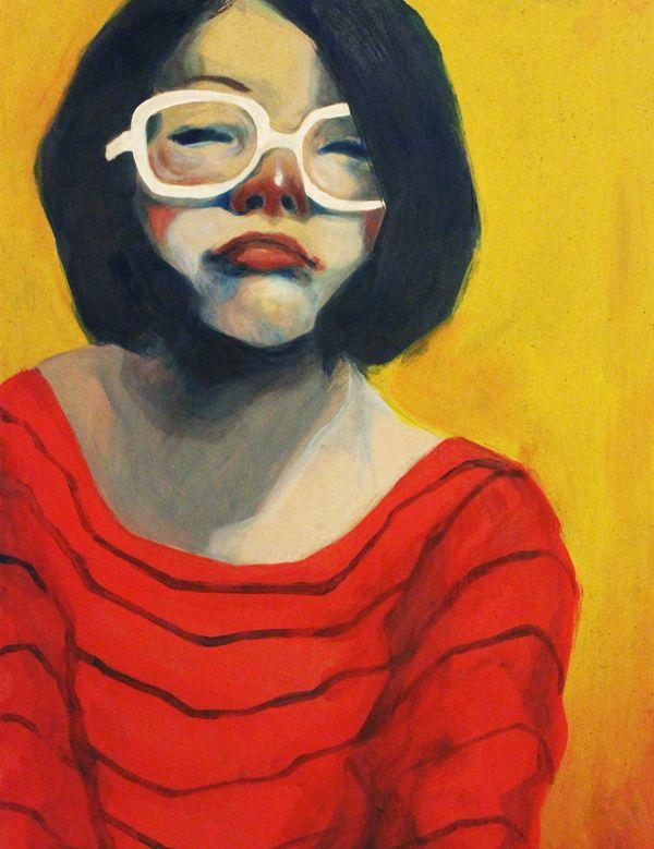 Self Portrait  Rose Wong