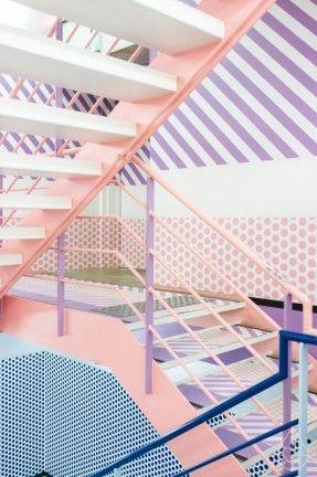 Pantone 2016 Rose Quartz et Bleu Sérénité || Opening ceremony Tokyo par zilverblauw                                                                                                                                                      Plus