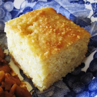"""Best Ever Cornbread Recipe Whenever I make homemade baked beans, I always make up a batch or two of corn bread to go with them. We call it """"cowboy food"""", although I'm sure the cowboy version would have been a lot simpler and probably not nearly as tasty. I got this recipe from my mom (Irene), after having tried it at her"""