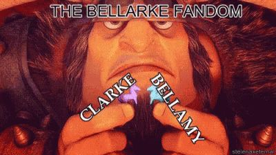 like if you ship BELLARKE comment if you ship CLEXA