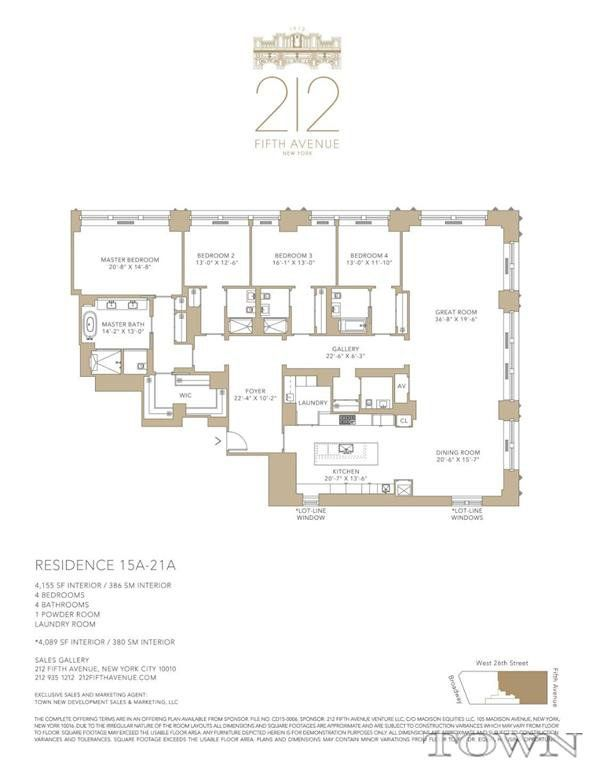 1357 best penthouse apartment floor plans images on pinterest for Apartment floor plans new york city