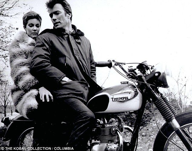 Before he talked to empty chairs, Clint Eastwood filled out a number of memorable roles -- and looked damn good doing it. #Style