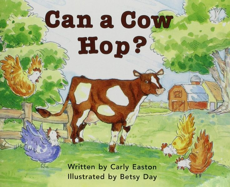 READY READERS, STAGE 1, BOOK 27, CAN A COW HOP?, SINGLE COPY (Celebration Press Ready Readers) Price:$8.99