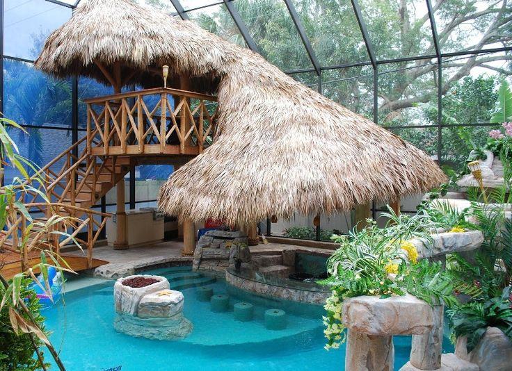 Amazing Backyards With Pools