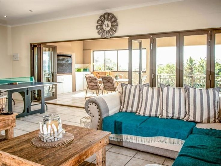 Seaview Luxury - Never miss a minute of the southern sun when you stay at this beautiful home on the Eastern Cape, just minutes away from the beach. With an open floorplan, spacious rooms and bathrooms, expansive windows, ... #weekendgetaways #jeffreysbay #kougacountry #southafrica