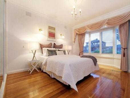 Boards in bedroom
