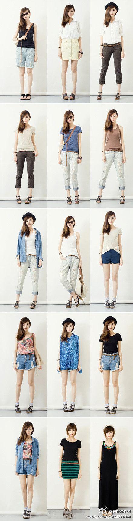My style again~