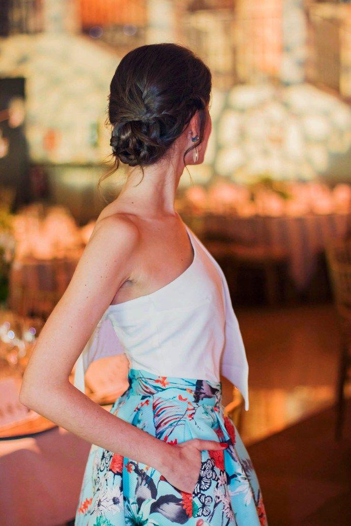 25 Peinado boda playa invitada