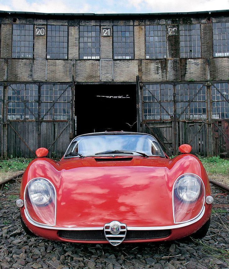 164 Best Alfa Romeo 33 Stradale Images On Pinterest