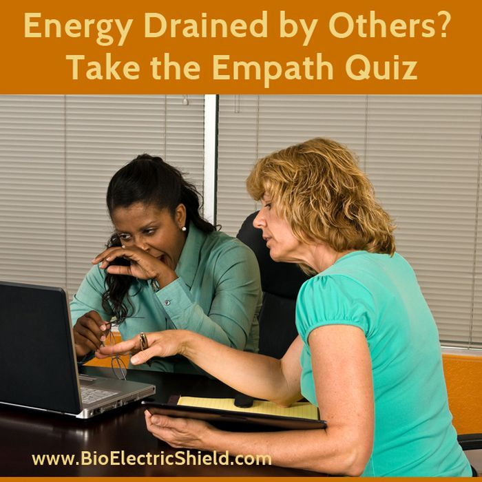 There are primarily two ways people can drain your energy ... |Energy Draining People
