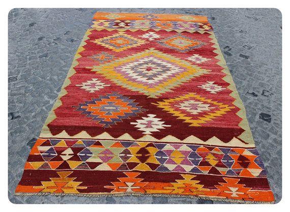 Kilim,251x143cm,8'2x4'7 ft,Kilim rug,Handmade rug,Vintage rug,Rugs,Turkish kilim,Turkish rug,Turkish kilim rug,Tribal rug,Rug,Kilims,Rug,537