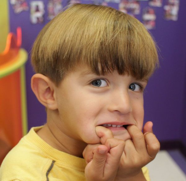 little boys haircuts for thick hair   Brilliant Haircuts To Style Your Little Boy