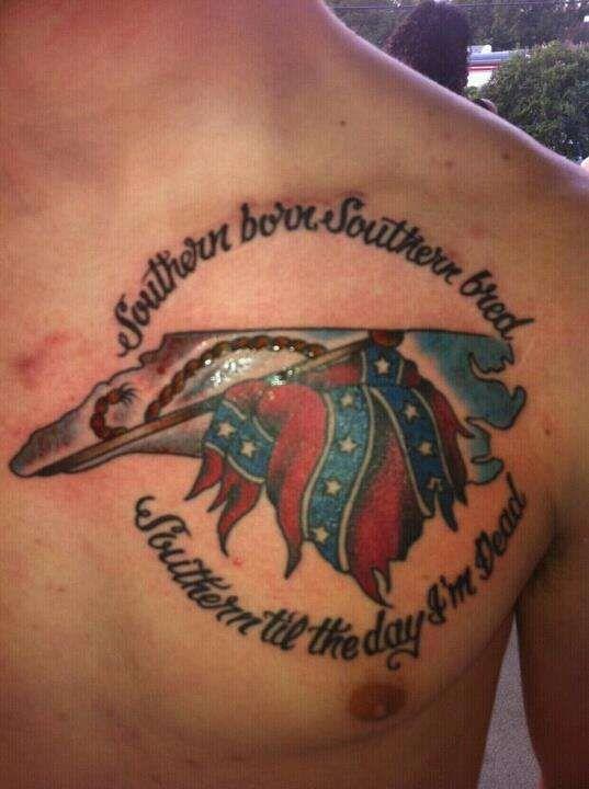 57 best rebels images on pinterest rebel flag tattoos for North carolina tattoo ideas