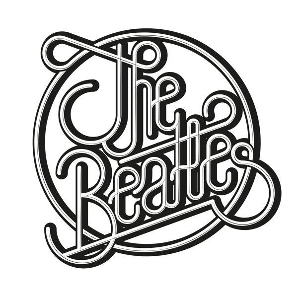 the beatles by Sergi Delgado, via Behance