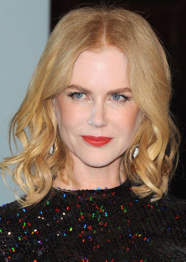 Stylecaster Worst Celebrity Powder Flashback Makeup Fails Nicole Kidman