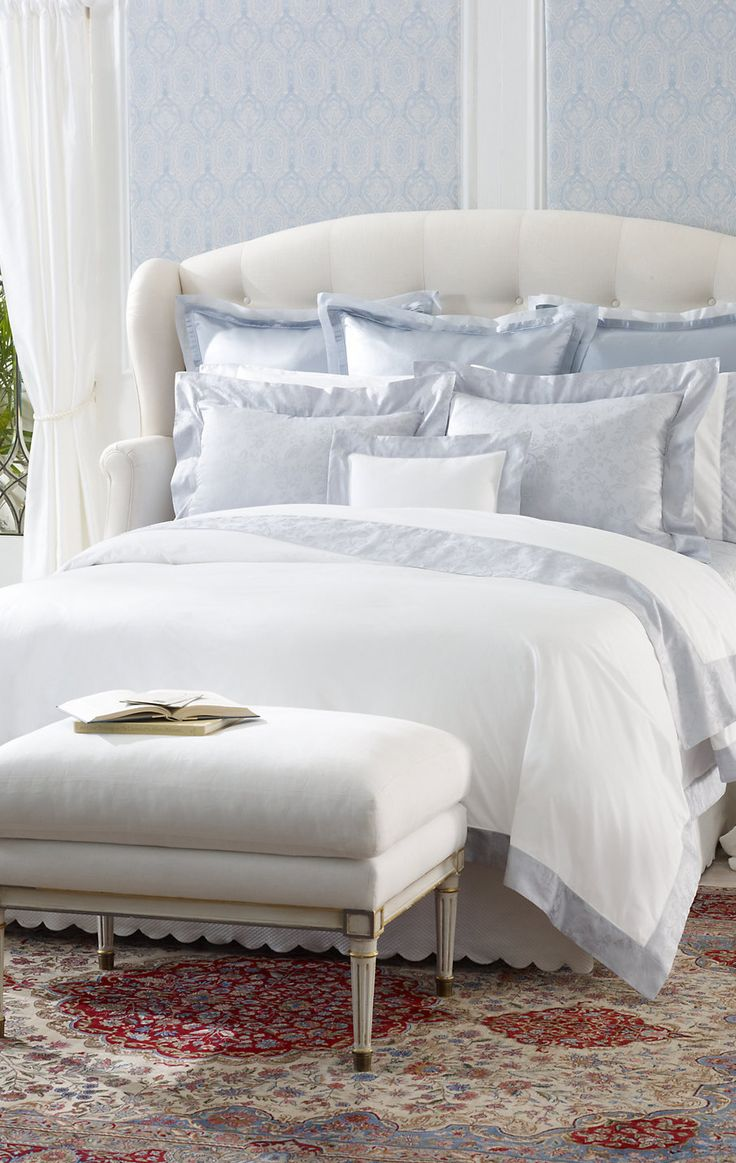 Ralph Lauren Home Blue Upper Fifth Collection