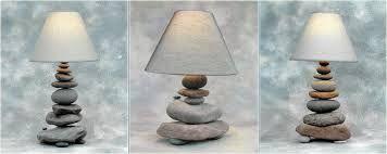 Risultati immagini per stone lamp