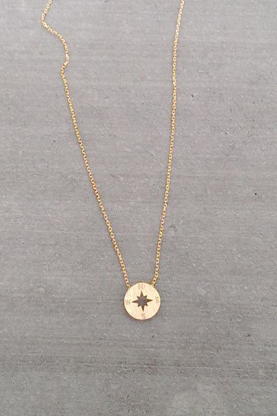 Dainty Compass Rose