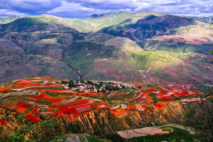 dongchuan red land39