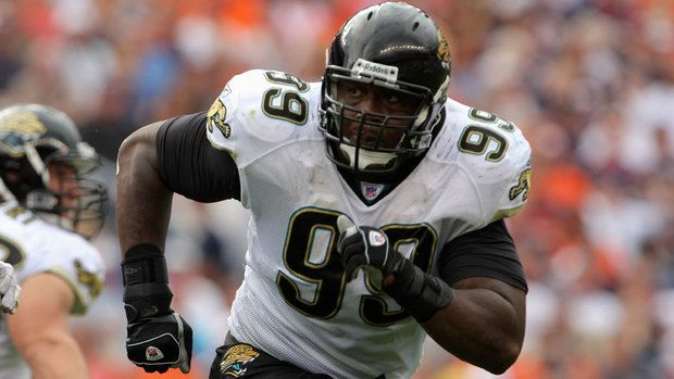 marcus stroud | Marcus Stroud had 274 tackles and 22 sacks with the Jaguars and was ...