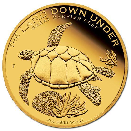 2014 $200 gold coin