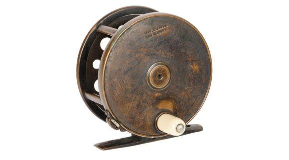 38 best vintage fly fishing reels images on pinterest for Best fly fishing reels