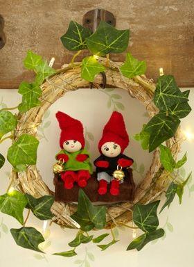 Julehåndarbejde | Nisser du selv kan lave | Hjemmelavet julepynt er hyggeligt | Kreativ jul