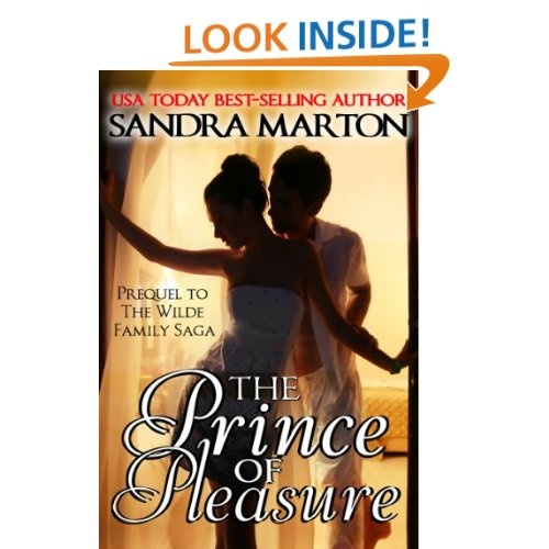 Sandra Marton, Author of The Prince of Pleasure, is giving Amazon Gift Cards for each day of the 12 Day Event. To get your copy of Sandra's latest book visit Amazon here http://www.amazon.com/dp/B00A6ROZ12/ref=cm_sw_r_fa_dp_QdLTqb0PVNJ75