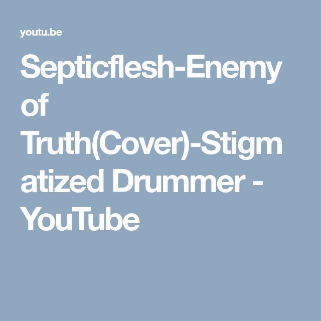 Septicflesh-Enemy of Truth(Cover)-Stigmatized Drummer - YouTube