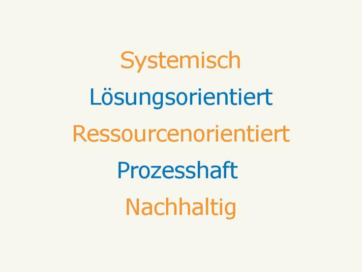 Integrativer Coaching Ansatz: Systemisch. Lösungsorientiert. Ressourcenorientiert. Prozesshaft. Nachhaltig. | Salzmann-Coaching Leipzig Tel +49 341 39294660