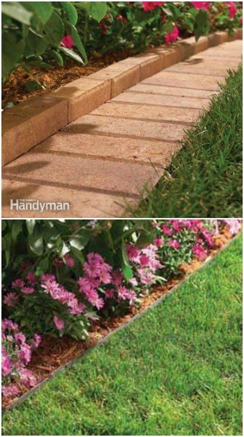 Patio Paver Garden Edging