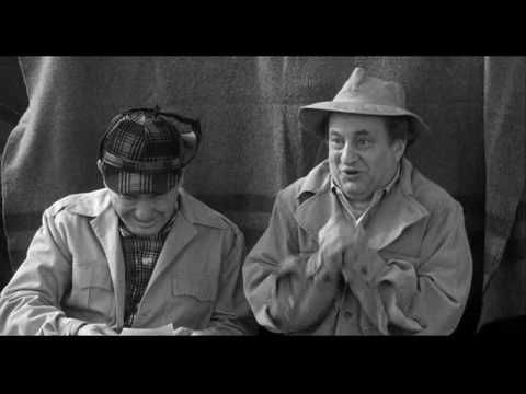 Los Tres Chiflados - Platillo volador deschavetado - full HD  1958