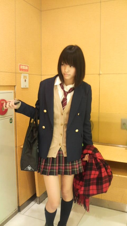 "japaneseuniform: "" ↪ CLICK HERE TO SEE JAPANESE SCHOOL UNIFORMS ↩ """