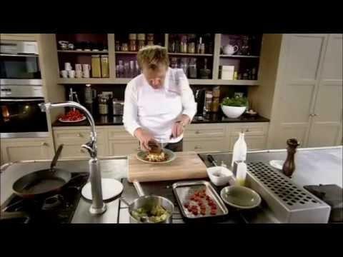 Gordon Ramsay's Crispy Salmon Recipe
