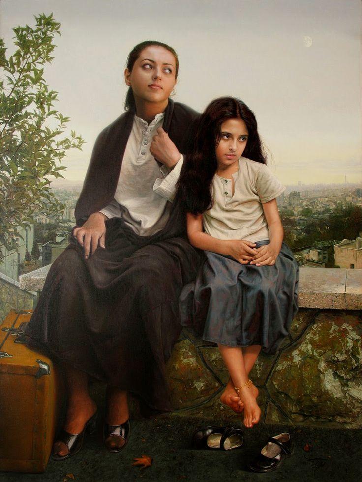 Mehrdad Jamshidi - The Traveller [2005]