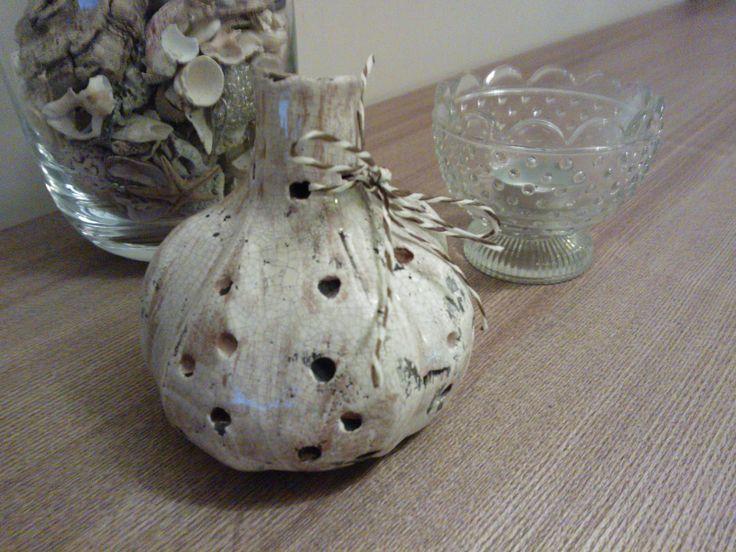 zucchettina bianca decorativa <3