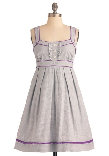 Picking Violets Dress, #ModCloth: Purple Converse, Violets Dresses, Pink Depression Glasses, Cute Dresses, Retro Vintage Dresses, Pink Birthday, Sun Dresses, Modcloth Com, Pick Violets